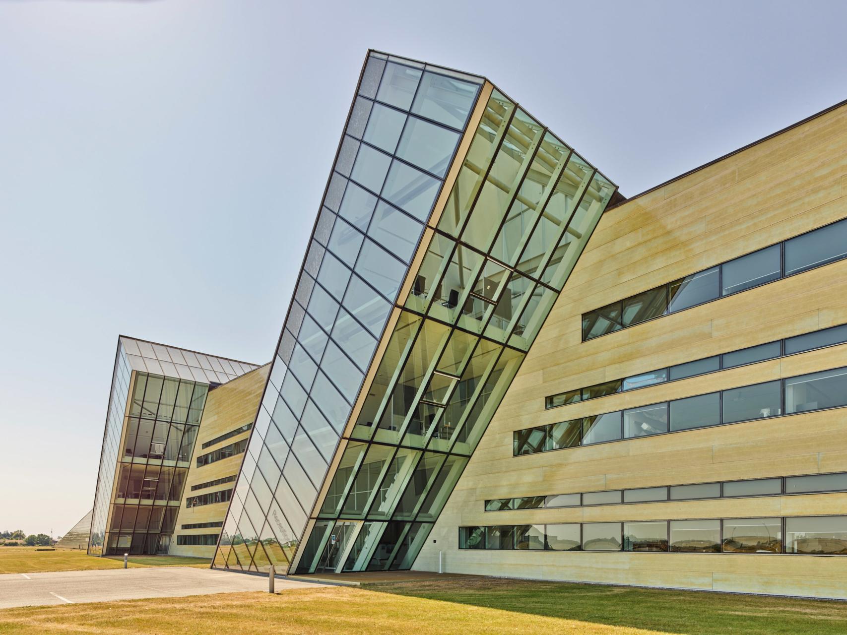 Architekturfotografie Frankfurt Gießen