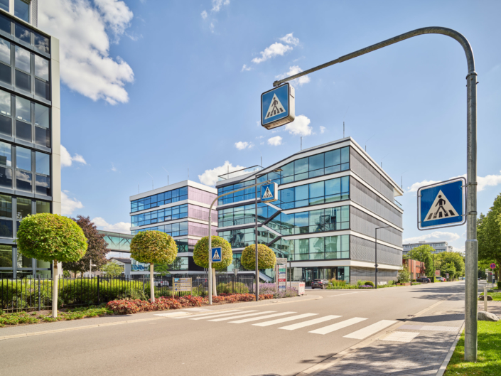Blaukat Estrich GmbH SAP | Architekturfotografie