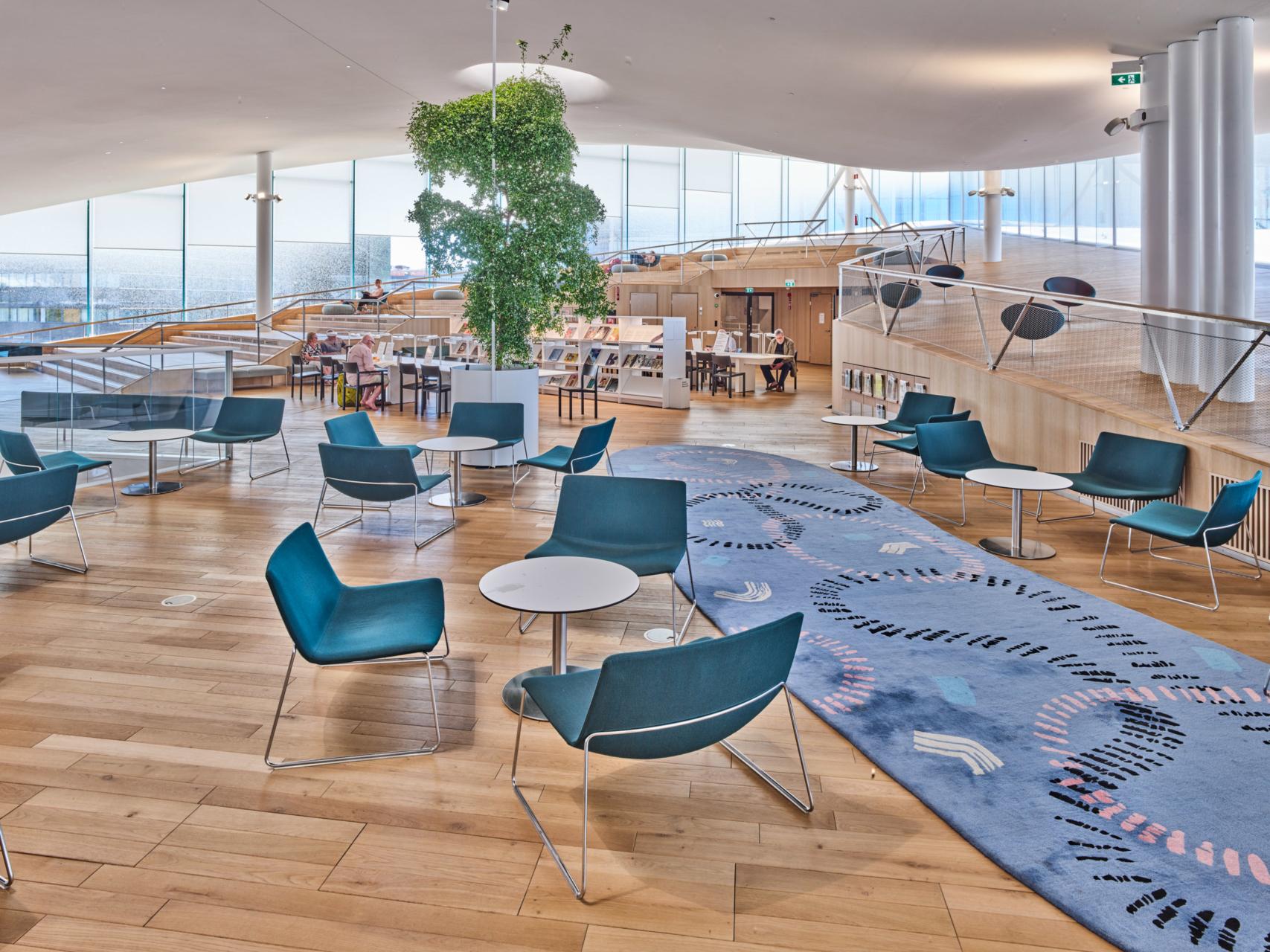 Helsinki Bibliotheke Ode