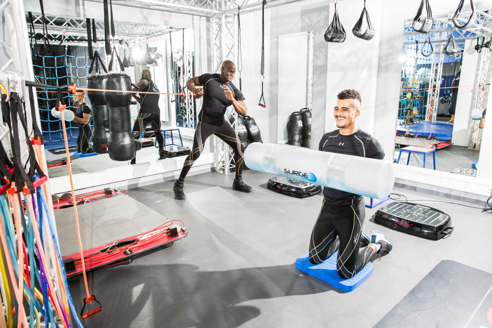 Lamar Functional Training Academy | Corporate Fotografie