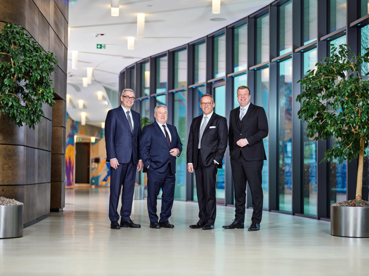 Vorstand Volksbank Mittelhessen eG