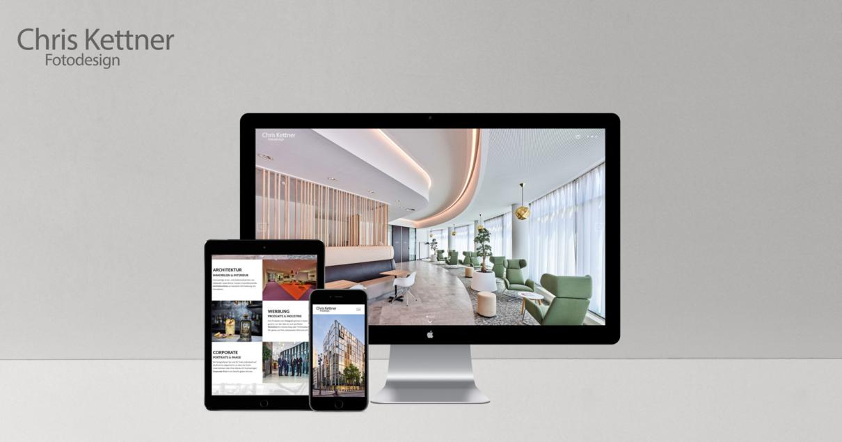 Architektur und Interieur-Fotograf Chris Kettner Gießen