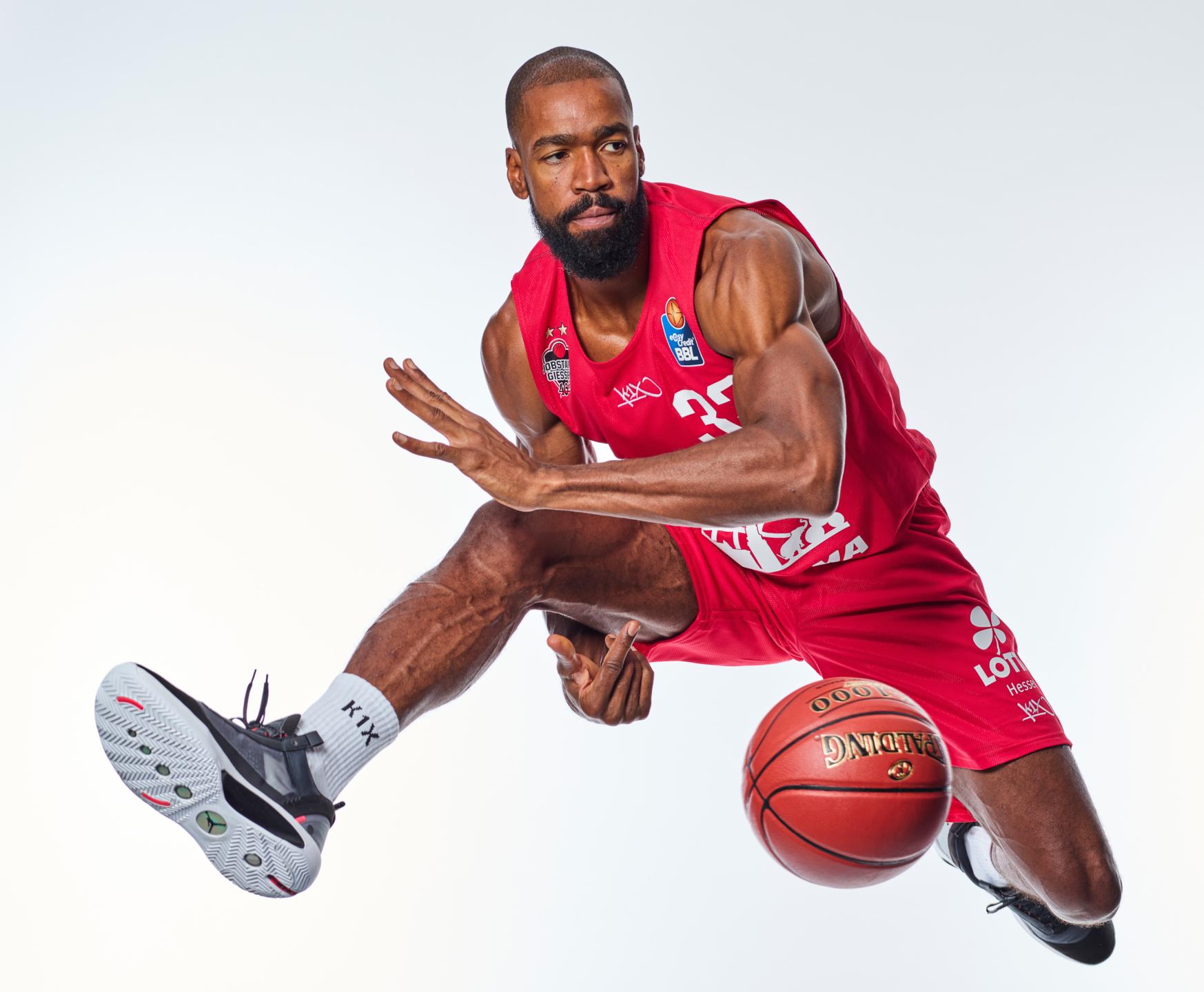 Fotograf Gießen 46ers Basketball Sport